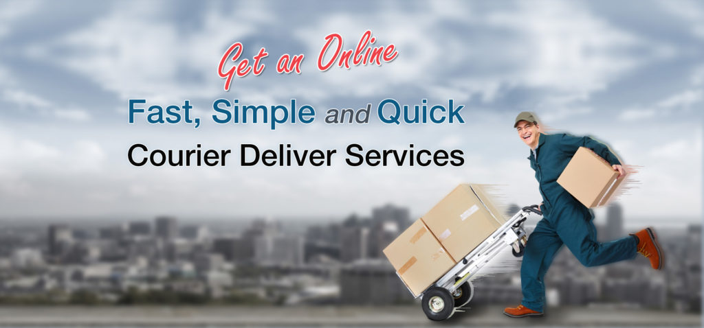 Shipping and Courier Delivery Clone