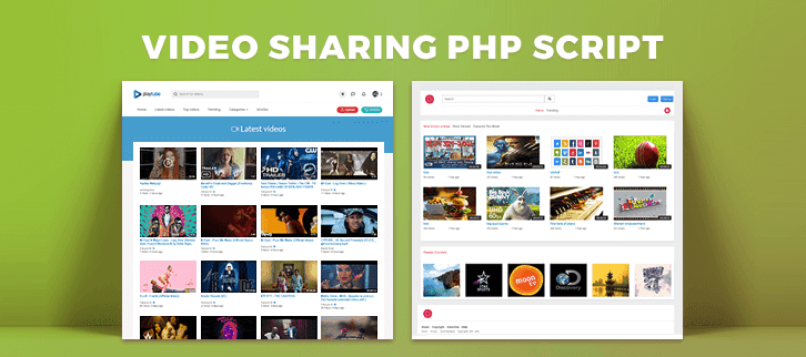 video-sharing-php-script