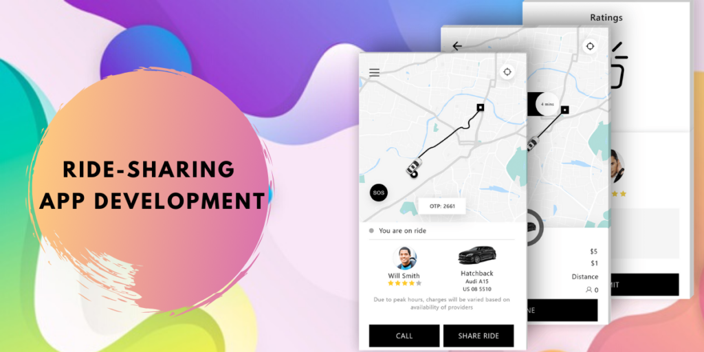 Ultimate Guide to Launch a Ride-sharing App for your Offline Taxi Business