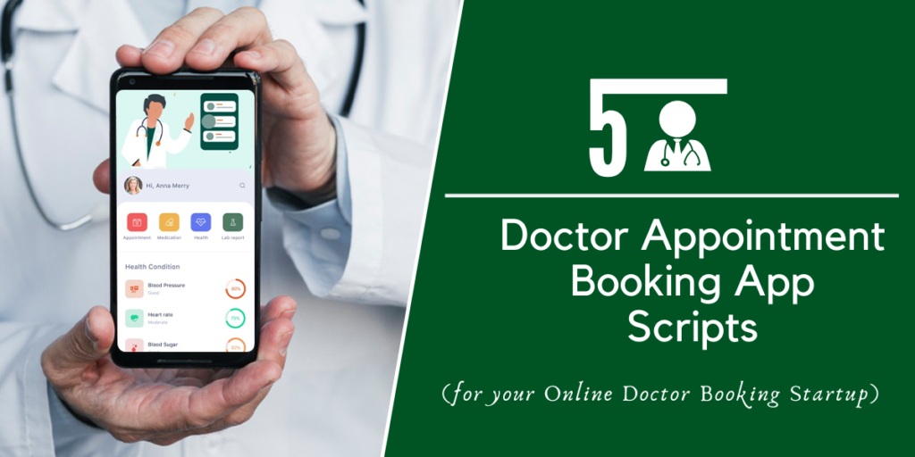 Doctor Appointment Booking App Scripts