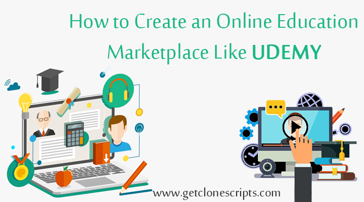 How to Create an Online Education Marketplace Like Udemy