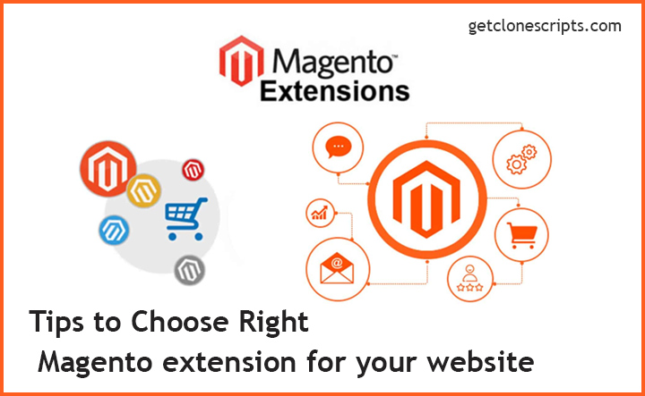 Magento extension for your website