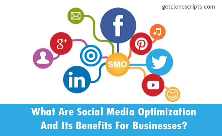 benefits of social media optimization in business