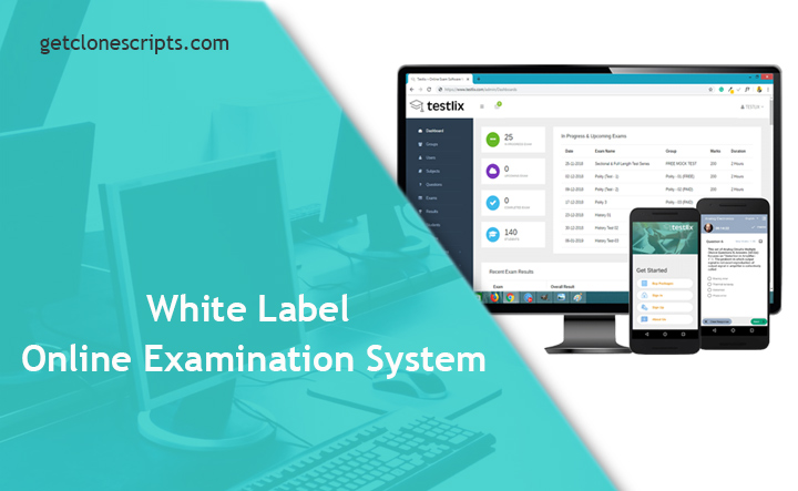 What Is the Best White Label Solution for An Online Examination System?