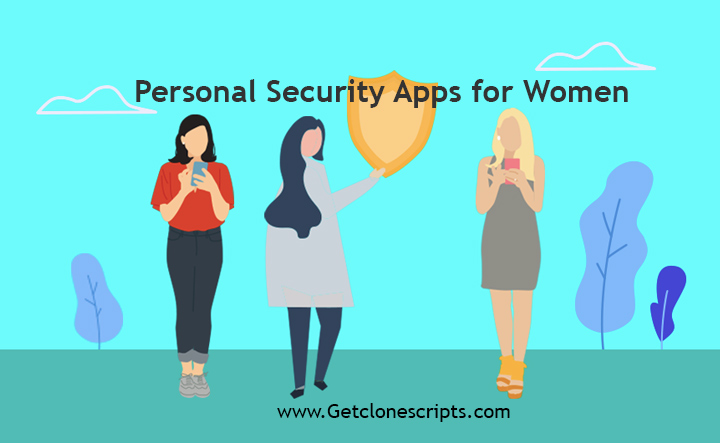 Security apps for Women