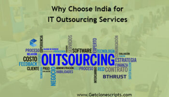 Why Choose India for IT Outsourcing Services