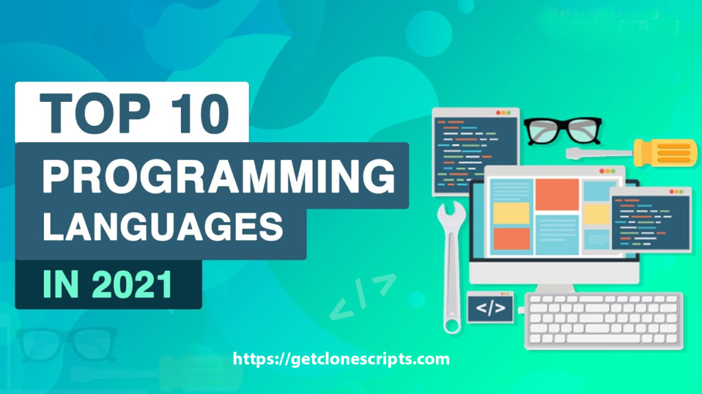 10 Best Programming Languages to Learn in 2021