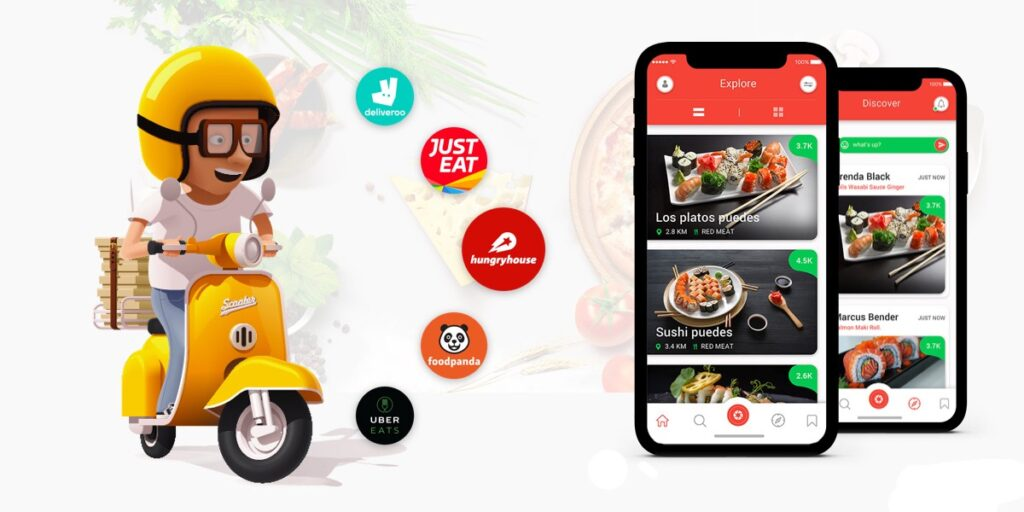 Food Delivery Business