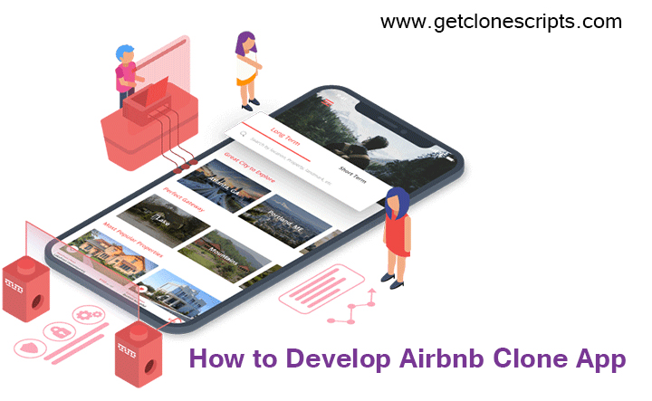 Airbnb Clone Script: How to Develop Airbnb Clone App