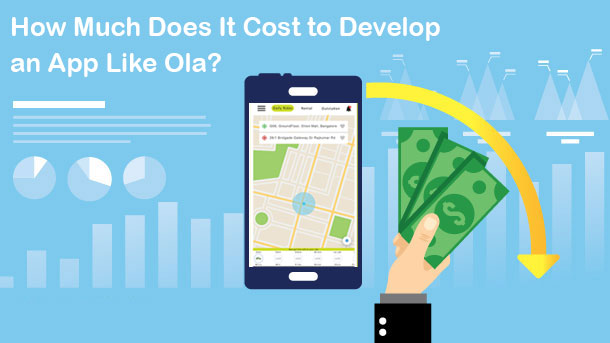 Cost to Develop an App Like Ola