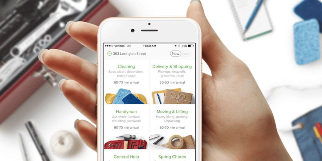 Set foot into the on-demand business sector with TaskRabbit clone